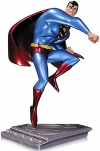 Dc Collectibles Superman Man of Steel Statue Animated Superman Pre-Order ships November