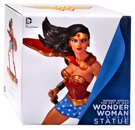 DC Collectibles The Art of War Statue Wonder Woman