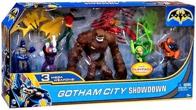 DC Comics Batman 3.75 Inch Action Figure 7-Pack Gotham City Showdown [Green Arrow, Deathstroke, Batman, Clayface, Joker, Robin & Azrael Batman]