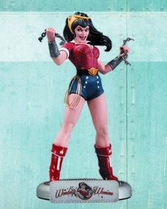 DC Comics Bombshells Statue Wonder Woman  Pre-Order ships January