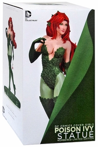 DC Comics Cover Girls Poison Ivy Statue