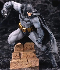 DC Comics Kotobukiya 1/10 Scale ArtFX+ Statue Arkham City Batman Pre-Order ships September
