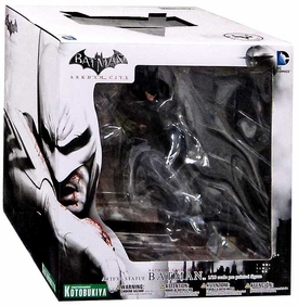 DC Comics Kotobukiya 1/10 Scale ArtFX+ Statue Arkham City Batman New!