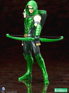 DC Comics Kotobukiya 1/10 Scale ArtFX+ Statue New 52 Green Arrow Pre-Order ships November