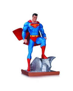DC Comics Mini Statue Superman [New Edition] Pre-Order ships October