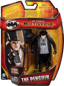 DC Comics Multiverse 4 Inch Action Figure The Penguin [Batman Returns] New!