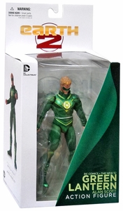 DC Comics The New 52 Earth 2 Action Figure Green Lantern New!