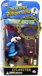 DC Direct Looney Tunes Golden Collection Series 1 Action Figure Scarlet Pumpernickel Sylvester
