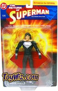 DC Direct Return of Superman Action Figure Black-Suited Superman