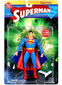 DC Direct Superman Action Figure Superman