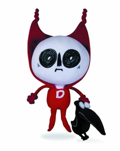 DC Nation Plush Figure 2-Pack Deadman & Crow Pre-Order ships October