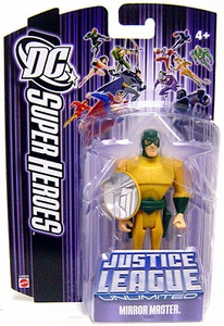 DC Super Heroes Justice League Unlimited Figure Mirror Master [Purple Card]