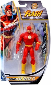 DC Total Heroes 6 Inch Action Figure The Flash