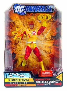 DC Universe Classics Series 2 Action Figure Firestorm {Caucasian} [Build Gorilla Grodd Piece!]