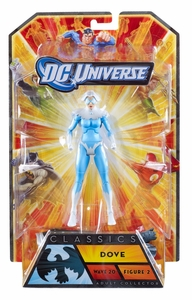 DC Universe Classics Series 20 Action Figure Dove [Build Nekron Figure]
