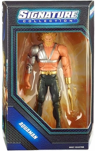 DC Universe Exclusive Signature Collection Action Figure Aquaman [Hook Hand]