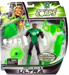 DC Universe Total Heroes Exclusive Action Figure Green Lantern Corp Pre-Order ships August