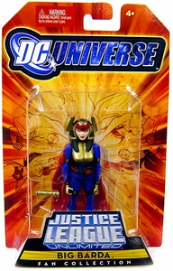 DC Universe Justice League Unlimited Fan Collection Action Figure Big Barda