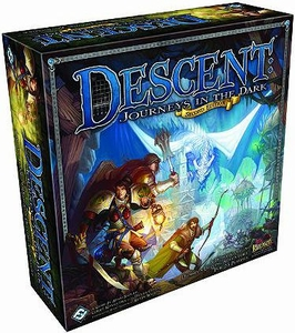 Descent Board Game Journeys in the Dark [Second Edition]