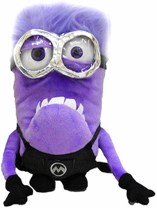 Despicable Me 2 Plush 14 Inch Backpack Evil Minion Jerry New!