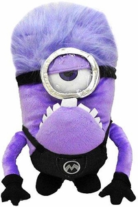Despicable Me 2 Plush 14 Inch Backpack Evil Minion Stuart
