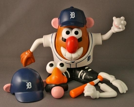 Detroit Tigers Mr. Potato Head MLB Sports Spuds