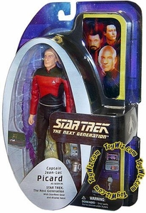 Diamond Select Toys Star Trek The Next Generation Series 2 Action Figure Captain Jean-Luc Picard [Season 7]