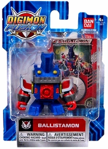 Digimon Fusion Action Figure Ballistamon