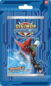 Digimon Fusion Collectible Card Game Booster Box [15 Packs] New!