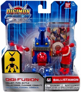 Digimon Fusion Digi-Fusion Action Figure Ballistamon