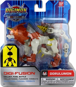Digimon Fusion Digi-Fusion Action Figure Dorulumon