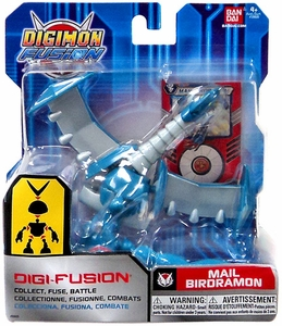 Digimon Fusion Digi-Fusion Action Figure Mail Birdramon