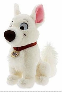 Disney Bolt Movie 12 Inch Deluxe Plush Figure Bolt
