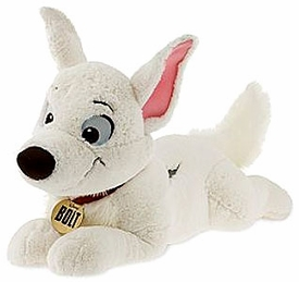 Disney Bolt Movie 30 Inch Deluxe Jumbo Plush (Laying down) Bolt Very Hard to Find!