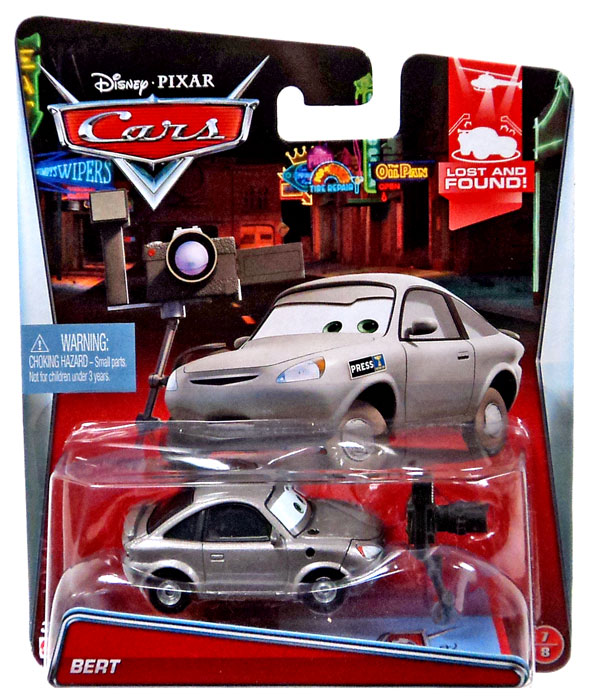 Cars  Spy Characters