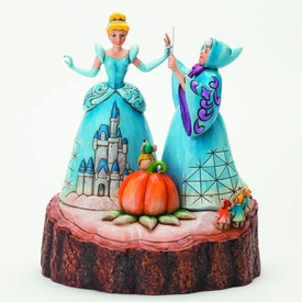 Disney Cinderella Traditions Cinderella & Fairy Godmother Pre-Order ships August