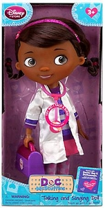 Disney Doc McStuffins Exclusive 10 Inch Talking & Singing Doll Doc McStuffins