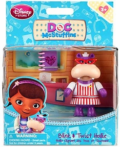 Disney Doc McStuffins Exclusive Action Figure Blink & Twist Hallie