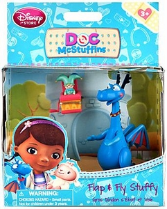 Disney Doc McStuffins Exclusive Action Figure Flap & Fly Stuffy