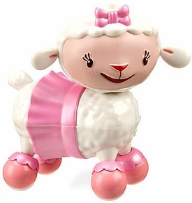 Disney Doc McStuffins Exclusive Figure Walking & Singing Lambie