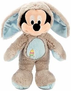 Disney Exclusive 12 Inch Plush Mickey Mouse Bunny [Gray & Blue Costume]