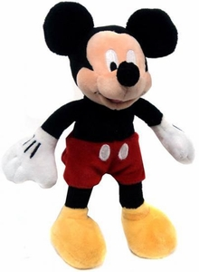 Disney Exclusive 9 Inch Plush Figure Mickey