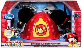 Disney Exclusive Mickey Mouse Clubhouse Playset Mickey Mouse Fire Rescue
