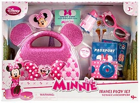 Disney Exclusive Minnie Mouse Travel Play Set