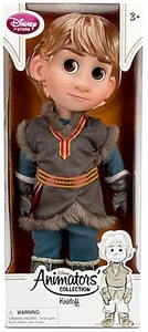 Disney Frozen Exclusive Princess Animators Collection 16 Inch Doll Figure Kristoff New!