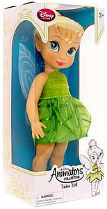 Disney Exclusive Princess Animators Collection 16 Inch Doll Figure Tinker Bell New!