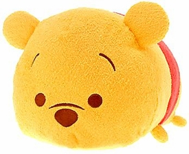 Disney Exclusive Tsum Tsum 11 Inch Medium Plush Winnie the Pooh New!
