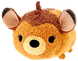 Disney Exclusive Tsum Tsum 3.5 Inch Mini Plush Bambi New!
