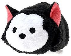 Disney Exclusive Tsum Tsum 3.5 Inch Mini Plush Figaro New!