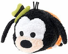 Disney Exclusive Tsum Tsum 3.5 Inch Mini Plush Goofy New!